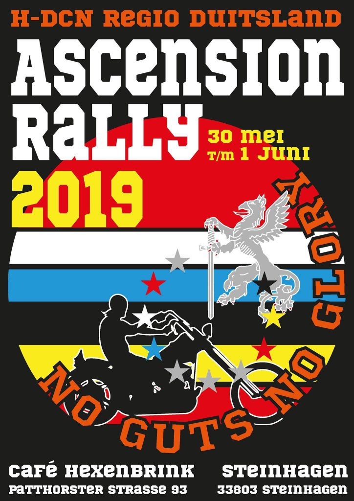 Ascension Rally 2019