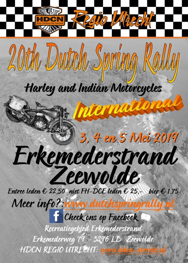 Int. Dutch Spring Rally 2019