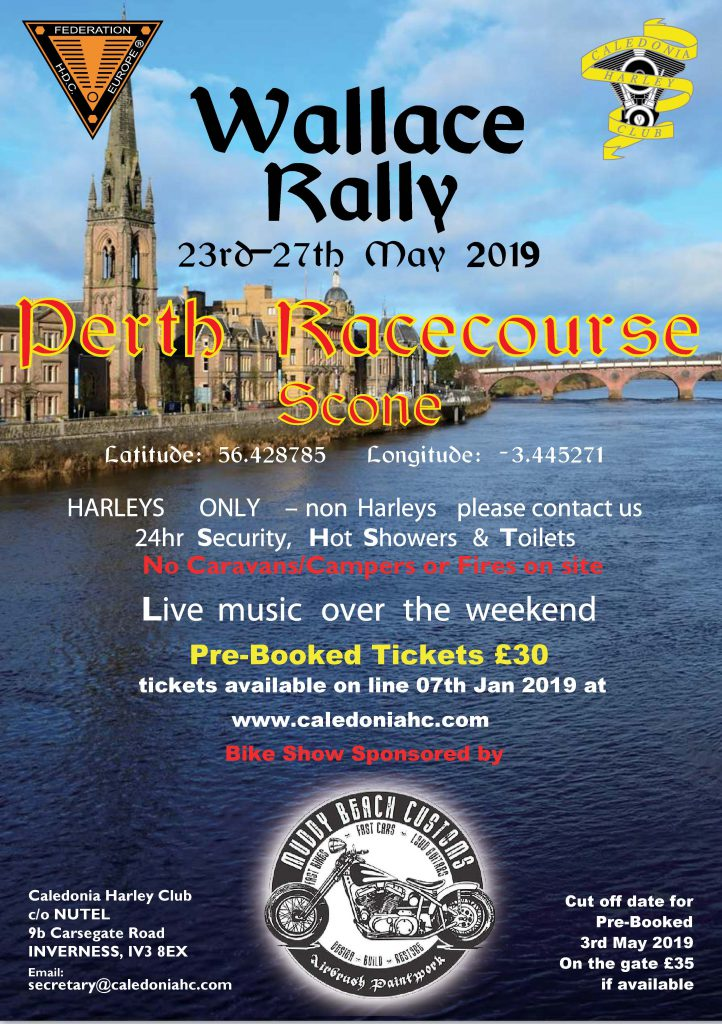 The Wallace Rally 2019